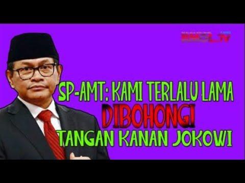 SP AMT: Kami Terlalu Lama Dibohongi Tangan Kanan Jokowi