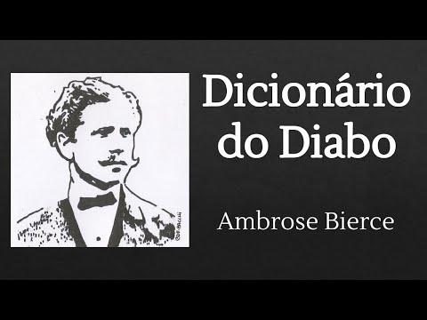 Dicionário do Diabo - Ambrose Bierce (Dica de Leitura)