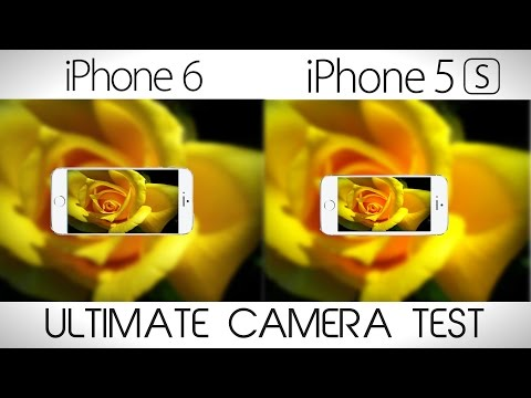 Camera - iPhone 6 vs 5S Camera Comparison (Best Comparison on Youtube) ☆ Get the most cash for your old or used iPhone! ☆ ▻▻▻▻ http://CellCashier.com ▻▻▻ http://www.facebook.com/CellCashie...