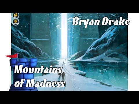 Mountains of Madness Review With Bryan (видео)