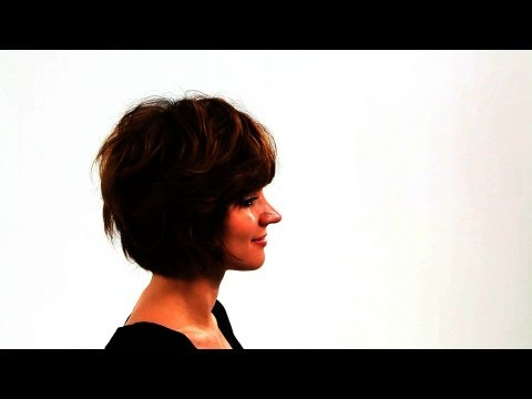 Bob Hairstyle with Side Bangs, Part 2 | Short Hairstyles