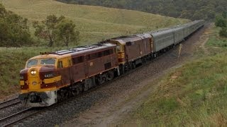 Wallendbeen Australia  city photos : NSW Railways - Main Southern Line: Australian Trains