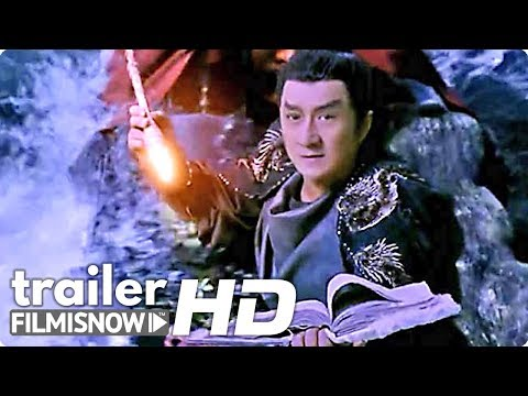 THE KNIGHT OF SHADOWS (2020) US Trailer | Jackie Chan Action Fantasy Movie