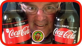 """Coca Cola Australia have introduced the No Sugar variety to replace the Zero. Check out what I thought of it in this blind taste test.Please Share :)https://www.coca-cola.com.au/en/new-coke-no-sugar/#tastetest #foodieNEW VIDEOS EACH WEEKSend Me Stuff To Test!CHECKOUT THE FOODIE PLAYLISTS:*McDonalds*https://www.youtube.com/playlist?list=PLxEcELMekIpsoVC-YetHuUhOUGJ93wCna*KFC*https://www.youtube.com/playlist?list=PLxEcELMekIpu4KvJh69z76KLxNtHLtrHP*Subway, Nando's, Pizza Hut, Domino's, Krispy Kreme etc*https://www.youtube.com/playlist?list=PL1D51F1A60B60C47B*Hungry Jacks / Burger King*https://www.youtube.com/playlist?list=PLxEcELMekIpth-xtoD0HPRjjyfrv_b7BA*McDonald's Vs KFC Vs Hungry Jacks Vs ???*https://www.youtube.com/playlist?list=PLxEcELMekIpu5gbZZY19dXprd-QBHH2UF*Cadbury, Vegemite, Arnott's*https://www.youtube.com/playlist?list=PLxEcELMekIpvjIHm8dPhURTL1EgWBmVXi*Pub Meals*https://www.youtube.com/playlist?list=PLxEcELMekIptpuU_iUA6k1ojYkZExzHSd*Food Fun & Challenges*https://www.youtube.com/playlist?list=PLxEcELMekIpsbhbCX4Sq7GovKCZmAYebqGOJOMEDIA LINKSGoJo MediaPO Box 411Cockatoo 3781AustraliaSNAPCHAT: gojogeoffINSTAGRAM: http://instagram.com/gojomediaFACEBOOK: https://www.facebook.com/GoJoMediaVINE: https://vine.co/GoJo.GeoffTWITTER: https://twitter.com/GoJoMediaGOOGLE+: https://plus.google.com/u/0/+GoJoMediaGeoffMERCH: http://gojomedia.spreadshirt.com/ZOMATO: zomato.com/gojogeoffMORE GOJOMEDIA CHANNELS*Main Channel*https://www.youtube.com/user/GeoffJennyOliver*Vlogs* https://www.youtube.com/channel/UC3TH5l0Q9Lky1RnR9xMkIXg*Kids*https://www.youtube.com/channel/UCLSB7Ge8_sb_oEEUZy-55LwMUSICYou Tube audio library: Bonanza (Sting)Apple Loops:http://images.apple.com/legal/sla/docs/ilife09.pdf""""You may use the Apple and third party audio content (""""Audio Content"""") contained in or otherwise included with the Apple software, on a royalty-free basis, to create your own original soundtracks for your video and audio projects. You may broadcast and/or distribute your own sound"""