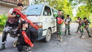 Nonton Ltt Game Nerf War   Legendary Warrior Seal X Fight Criminal Group Nerf Guns Film Subtitle Indonesia Streaming Movie Download