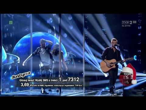 Tekst piosenki Gracjan Kalandyk - The A Team (cover) po polsku