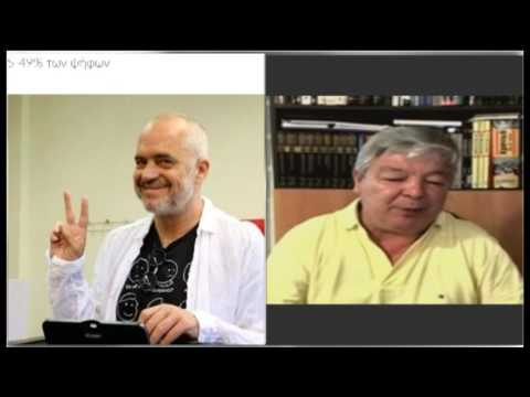 Exit Polli Ora News gjen pasqyrim edhe tek mediat greke (видео)
