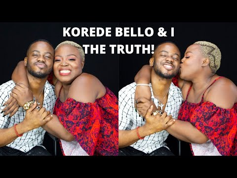 SONG ASSOCIATION with KOREDE BELLO   OUR Relationship, Music, New Look,  etc...