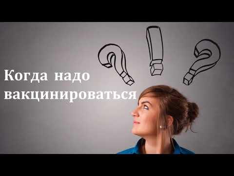 Прививка от клещевого энцефалита:  ЗА и ПРОТИВ - DomaVideo.Ru