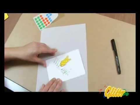 Briefumschlag falten bzw. basteln