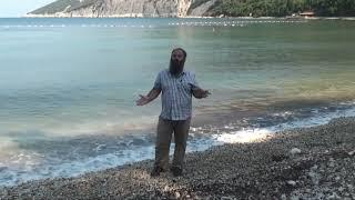 Njeriu në Deti - Hoxhë Bekir Halimi