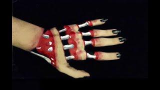 Video Skeletal Hand Optical Illusion - Halloween Makeup Tutorial MP3, 3GP, MP4, WEBM, AVI, FLV Oktober 2018