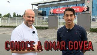 Omar Govea , conoce a Omar jugador Mexicano del Royal Exel Mouscron de Belgica
