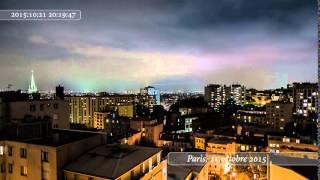 TimeLapse, Paris, 21 octobre 2015 #13
