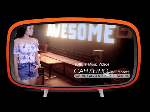 Video Vita Alvia Ft. Joker - Aku Cah Kerjo (Official Music Video) download in MP3, 3GP, MP4, WEBM, AVI, FLV January 2017