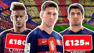 Messi, Suarez & Neymar up for Sale? | Transfer Talk, neymar, neymar Barcelona,  Barcelona, chung ket cup c1, Barcelona juventus
