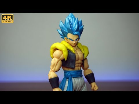Unboxing: S.H. Figuarts Gogeta From Dragon Ball Super The Movie Broly
