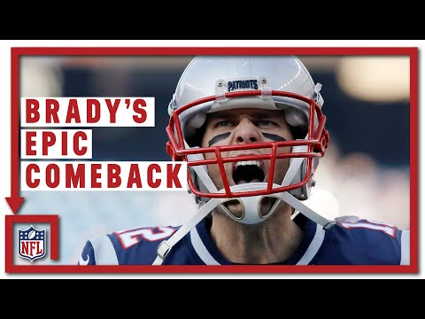 Video: Tom Brady's Epic 4th Quarter Comeback vs. Dominant Jaguars Defense (AFC Champ) | NFL Turning Point