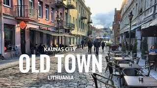 Kaunas Lithuania  City pictures : Kaunas Old Town, Lithuania