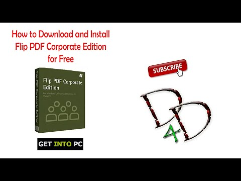 How to download and install Flip PDF Corporate Edition for Free