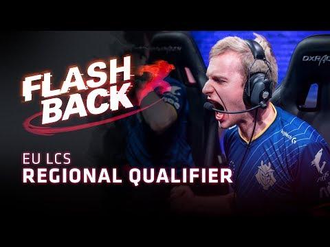 FLASHBACK // EU LCS Regional Qualifiers