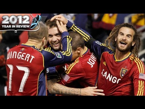 All the Real Salt Lake 2012 Goals