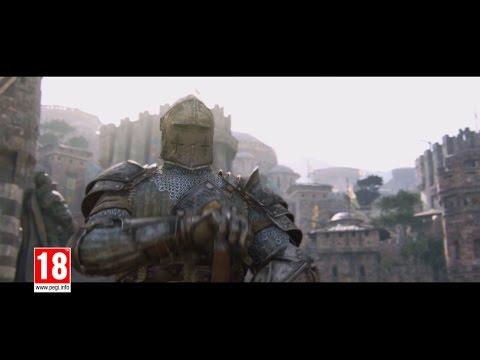 For Honor sur PS4 - Trailer de la bêta fermée