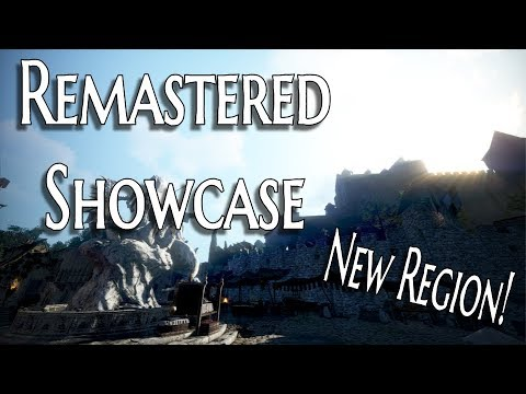 [BDO] New Region, Male Ranger, Marketplace Changes, And More! - Remastered Showcase