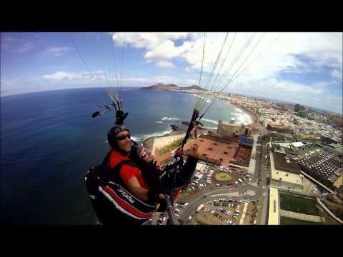 Parapente Gran Canaria Club Siroco