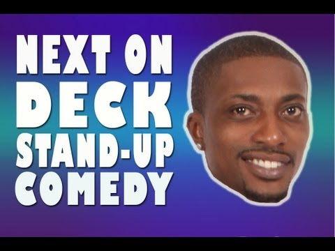 NEXT ON DECK! - Shawn Morgan - CRITICISM OF SINGLE LADIES! - LAFF MOBB (STAND-UP)