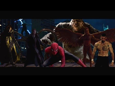Video Spider-Man 4: The Sinister Six- Theatrical Trailer download in MP3, 3GP, MP4, WEBM, AVI, FLV January 2017
