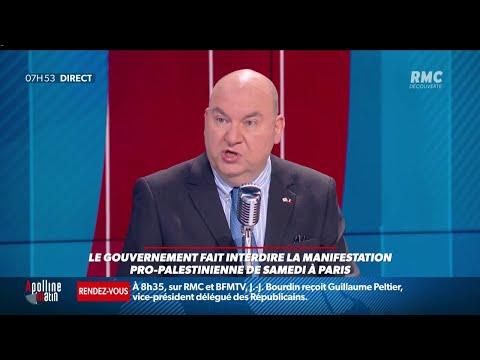 L'ambassadeur d'Israël en France est l'invité de l'actu ce matin sur RMC