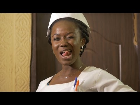 The Nurse, 3 Crowns Milk, 7 Up and 33 Lager beer (Nigerian Comedy)