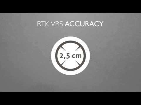 Precision Land Management: RTK VRS
