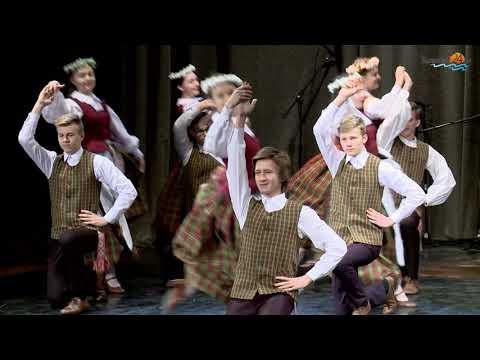 """Najpiękniejsze tańce litewskie na scenie. IV Festiwal Tańca Litewskiego """"Raitakojis"""" w Puńsku"""