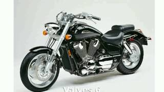 1. [cherirada] 2004 Honda VTX 1800 - Specification and Specs