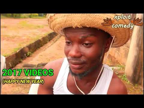2017 videos... Happy New year (xploit comedy)