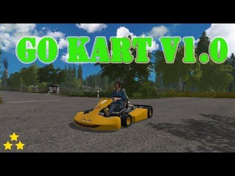 Go Kart v1.0