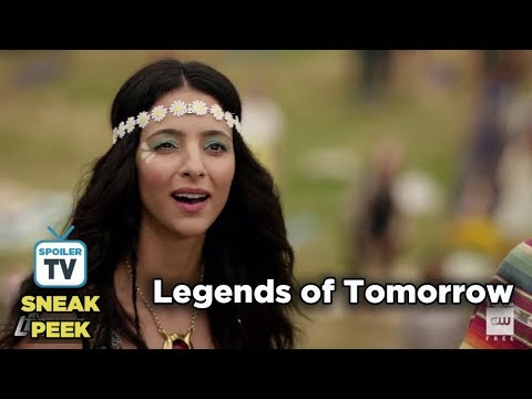 "Legends of Tomorrow 4x01 Sneak Peek ""The Virgin Gary"""