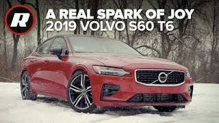 The 2019 Volvo S60 stands strong in the crowded luxury-sedan field | Review by Roadshow