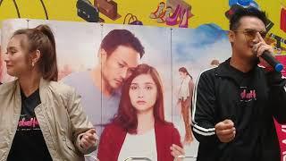Video Live: Ayda Jebat & Adi Priyo - Pinjamkan hatiku * ROAD TOUR PANTAI TIMUR di Megamall Kuantan, Pahang download in MP3, 3GP, MP4, WEBM, AVI, FLV January 2017