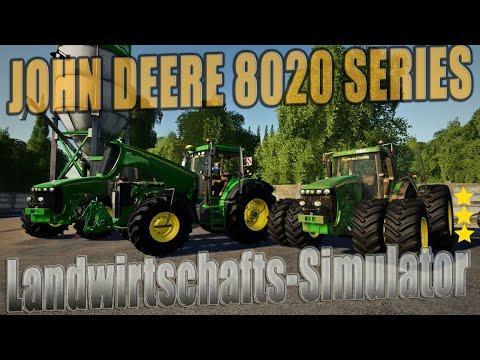 John Deere 8020 Series Official v2.0