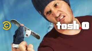 Tosh.0 - Finger Winter X Games