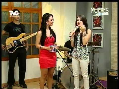 Danna Paola en Mujeres TVC