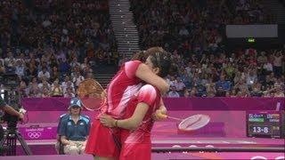 Video Women's Badminton Doubles - Chinese Taipei v India    London 2012 Olympics MP3, 3GP, MP4, WEBM, AVI, FLV November 2018