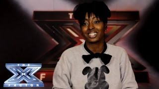 Yes, I Made It! Ashly Williams - THE X FACTOR USA 2013