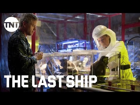 Lockdown - Inside the Episode | Last Ship | TNT