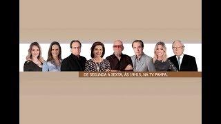 Programa Atualidades Pampa exibido em 10/07/2017