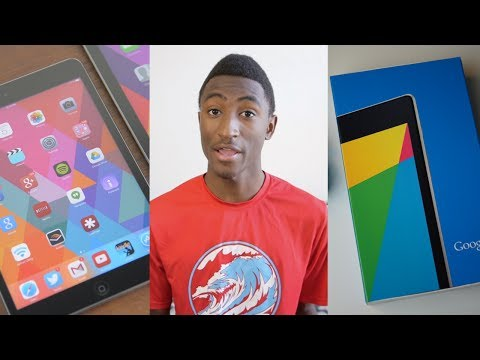 Top 5 Tablets (Early 2014) Collab!