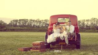 Please enjoy our wedding video played to Jake Owen's hit song, Anywhere with You. We hope you have as much fun watching it as much as we did making it!
